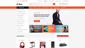 shop Web Design Code 3077